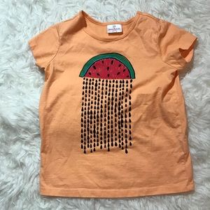 Hanna Andersson Watermelon Shirt Size 140